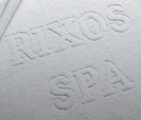 Полотенца с логотипом оптом – актуально для каждого отеля