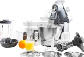3 рецепта для начинающих, которые можно приготовить с помощью кухонной машины