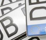 Новые штрафы для владельцев «евроблях» начнут действовать с 22 августа