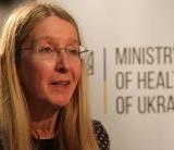 Супрун рассказала о шагах реализации закона о трансплантации