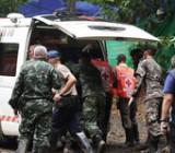 В Таиланде спасли ещё троих мальчиков, а от помощи Маска отказались