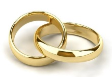 Символ любви и единства: парные обручальные кольца
