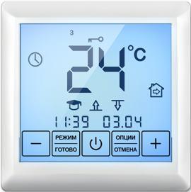 Что такое терморегулятор для теплого пола