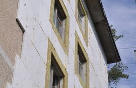 Термопанели для утепления фасадов домов