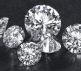 Нацбанк выставил на аукцион почти тысячу бриллиантов