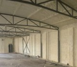Инновационный утеплитель для промышленных зданий – пенополиуретан