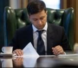 Зеленский утвердил закон об отсрочке штрафов для