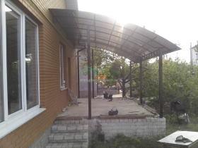 Летняя веранда из поликарбоната Варианты пристроек