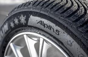 Michelin Alpin A5 – зимняя резина для легковых авто