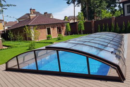 Павільйон для басейну необхідний для забезпечення безпеки та комфорту