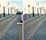 В социальных сетях активно обсуждают новые фото с оптической иллюзией