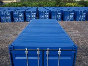 Как производят морские контейнеры