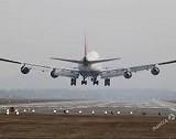 У самолета Boeing 737 с российскими туристами на борту отказал двигатель