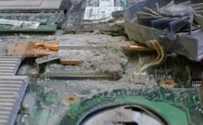 Что делать когда сломался ноутбук?