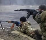 За прошедшие сутки 6 бойцов ВСУ были ранены