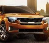 Kia готовит новый кроссовер для индийского рынка