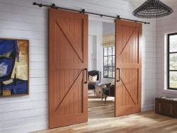 Как правильно выбрать двери в стиле лофт