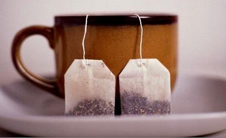 Чай в пакетиках несёт угрозу здоровью человека