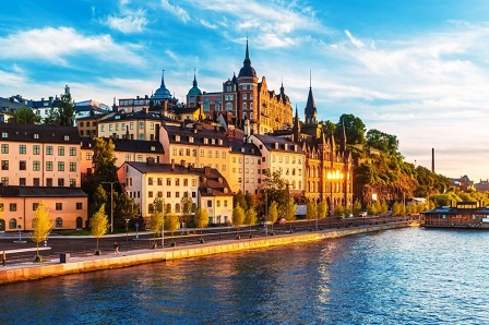 Швеция не пустит в страну людей без прививки от коронавируса