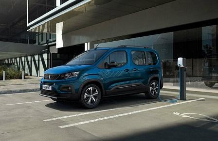 Ещё один электромобиль, который представила Peugeot