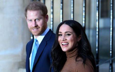 Принц Гарри и Меган Маркл лишены всех королевских привилегий