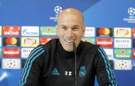 Зенедин Зидан считает, что Реал готов победить Аталанту