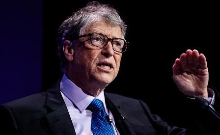 Билл Гейтс советует не вкладывать деньги в биткоин