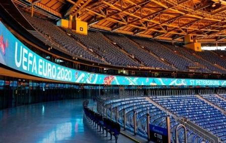 Англия заявила о готовности принять Евро 2020