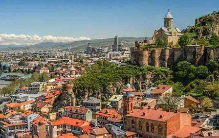 С 1 марта Грузия откроется для Украины