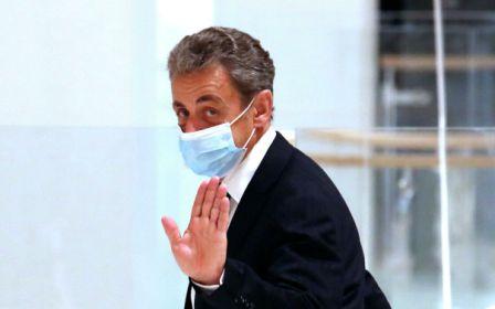 Экс-президента Франции Саркози посадили в тюрьму