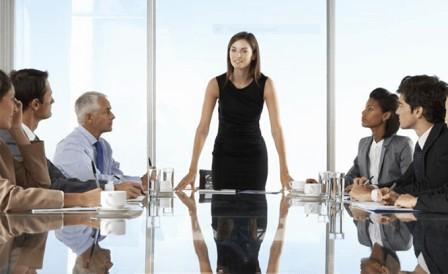 Украина находится на 2-м месте в Европе среди женщин предпринимателей и руководителей