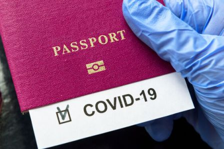 Евросоюз в марте покажет проект ковидного паспорта