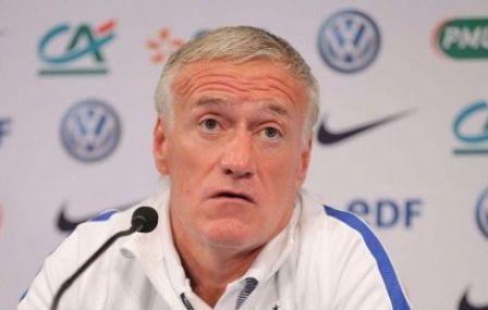 Тренер сборной Франции огласил состав на матч с Украиной