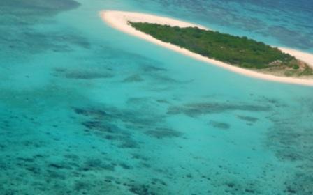 В Индийском океане рождается новый континент