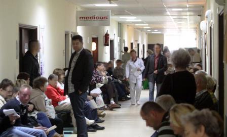 В Польше ожидают приток медиков из Украины