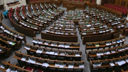 7 народных депутатов в марте прогуляли все голосования ВР