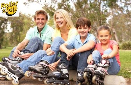 Как правильно подобрать детские и взрослые ролики?