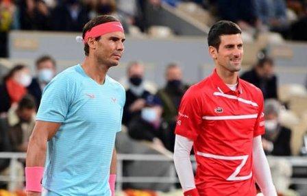 Надаль победил Джоковича в финале ATP Рим