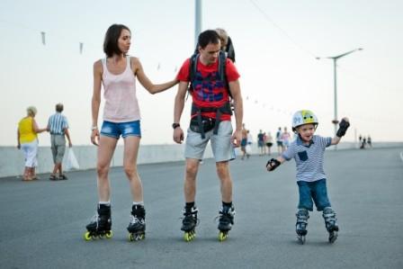 Взрослые и детские роликовые коньки: выбор и нюансы