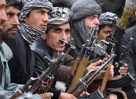 Талибы установили контроль над границей с Таджикистаном