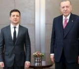 Зеленский и Эрдоган в Стамбуле ведут переговоры с глазу на глаз