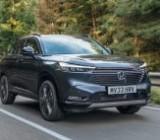 Honda раскрыла параметры нового HR-V для Украины