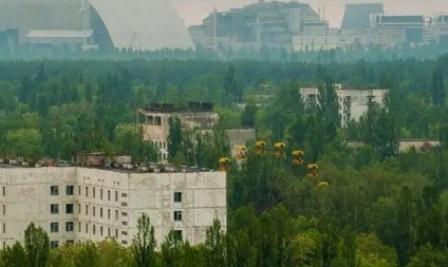 Верховная Рада планирует штрафовать за проникновение в Чернобыльскую зону