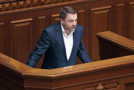 Рада утвердила на пост министра МВД Дениса Монастырского