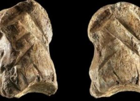 Археологи обнаружили древнейшее произведение искусства