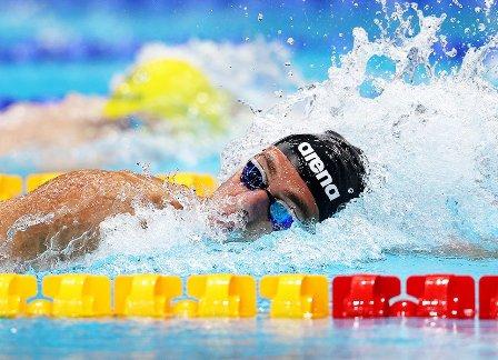 Украина впервые за 17 лет завоевала олимпийскую медаль в плавании