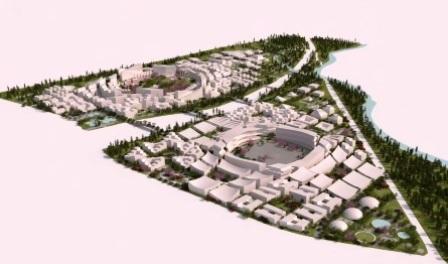 Toyota начала строительство «умного» города в Японии