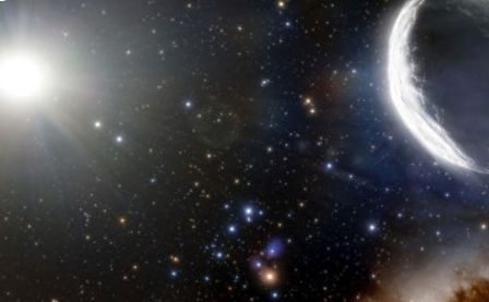 К Солнцу летит комета размером 149 км