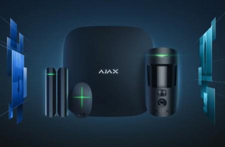 Что такое система безопасности Ajax