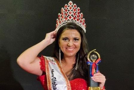 Киевлянка победила на конкурсе Мисс мира плюс сайз-2021